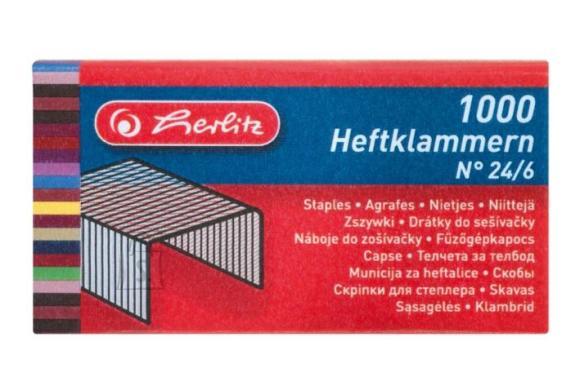 Herlitz Klamber nr 24/6 1000 tk.