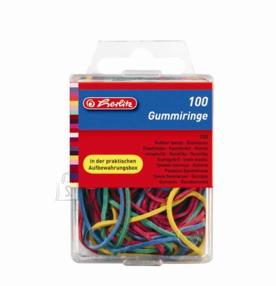 Herlitz Rahakumm 100 tk plastikkarbis
