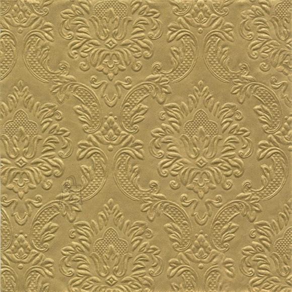 Herlitz Salvrätik 33x33/20 Edition relj.kuld