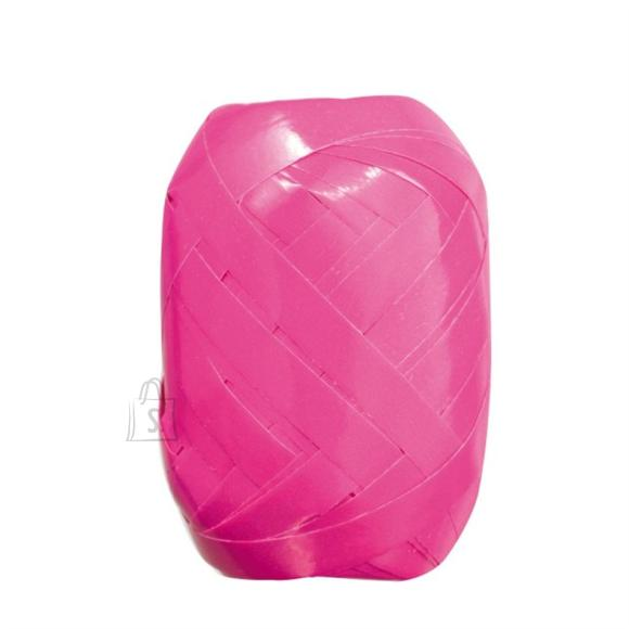 Herlitz Pakkepael 15m muna neon-roosa