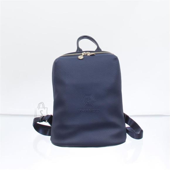 Silver & Polo Naiste seljakott minimalistlik Silver&Polo 790, sinine