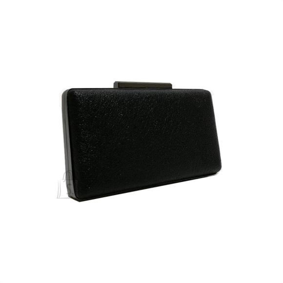 Silver & Polo Naiste karp-kott pidulik 250, must