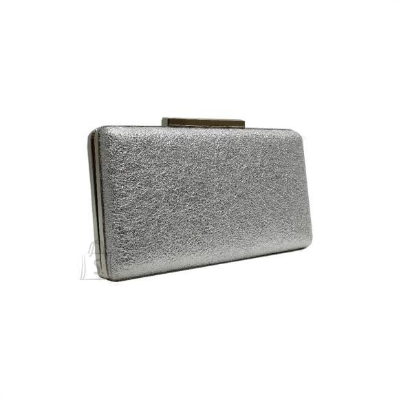 Silver & Polo Naiste karp-kott pidulik 250, hõbedane