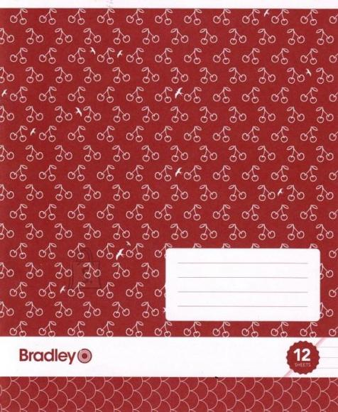 Bradley Vihik 12 lehte, 20 joonega Bradley, 50 tükki pakis