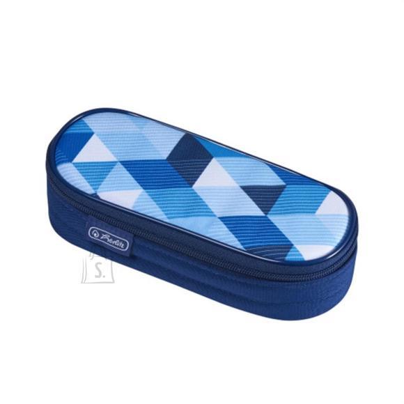Herlitz Pinal kaanega blue cubes