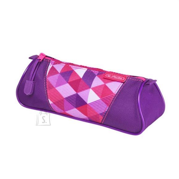 Herlitz Pinal kolmnurkne Pink Cubes