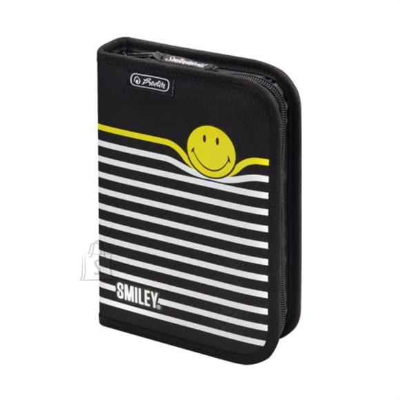 Herlitz Pinal nelinurkne Smiley Black stripes