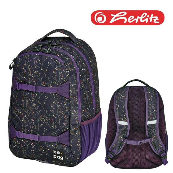 Herlitz Koolikott be.bag 27L Be Explorer Flower