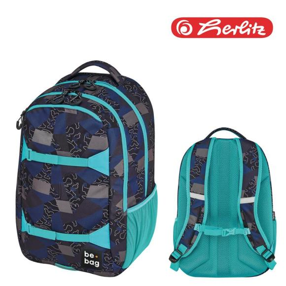 Herlitz Koolikott Herlitz Be.Bag 27L Be Explorer Labyrinth