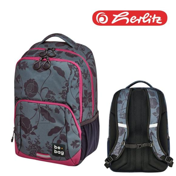 Herlitz Koolikott be.bag 27L Be Freestyle  Flowers