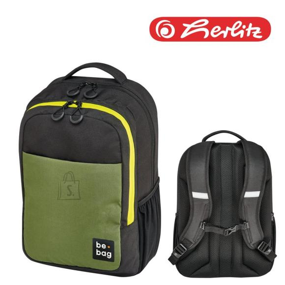 Herlitz Koolikott be.bag 18L Be Clever oliiv