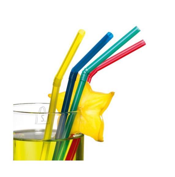 SusyCard Joogikõrs 50tk/21cm Flex uni