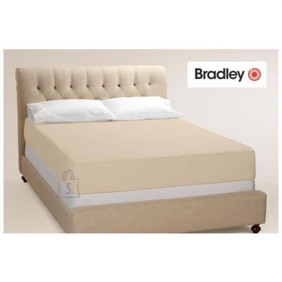 Bradley Kummiga voodilina 120x200 kreem