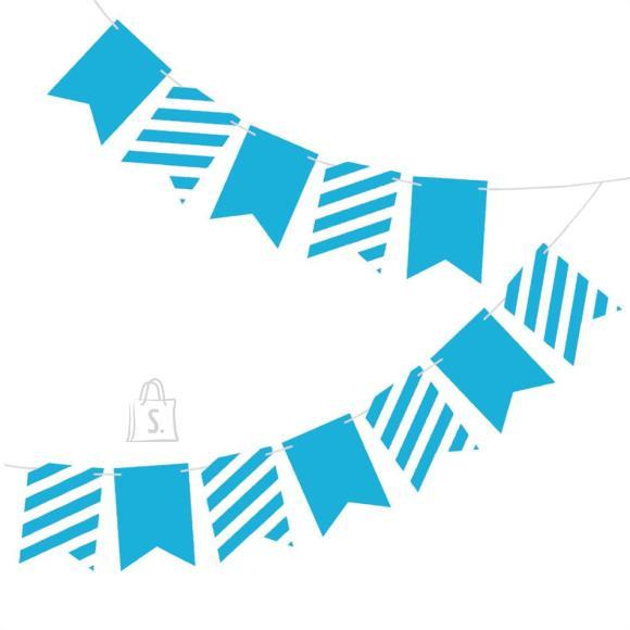 Herlitz Banner M&M triibuline sinine 2,5m