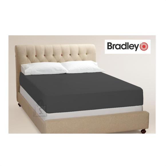 Bradley Kummiga voodilina 120x200 antratsiit