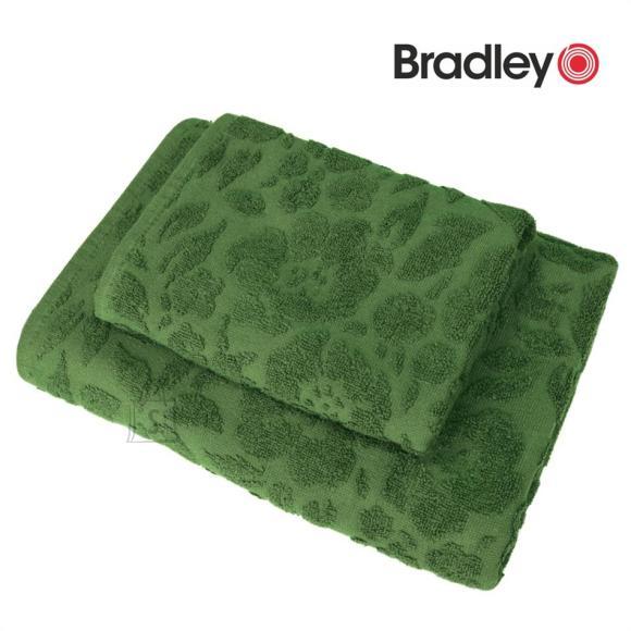 Bradley Froteerätik 70x140cm muster roheline