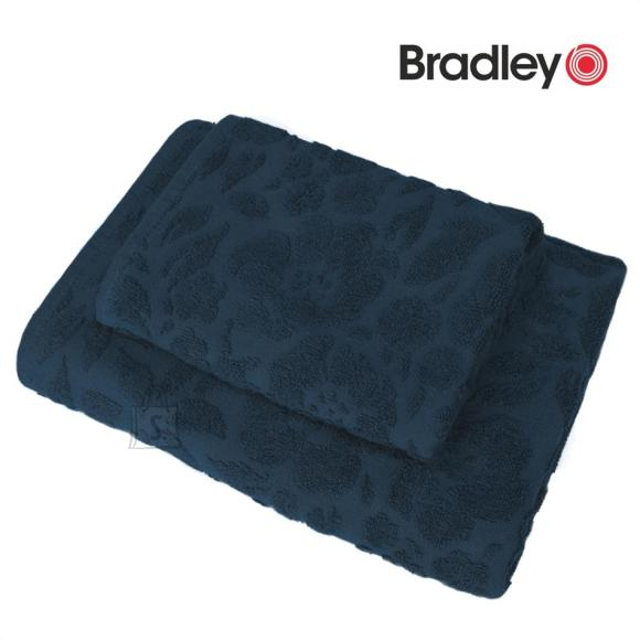 Bradley Froteerätik 70x140cm muster sinine