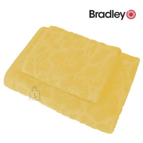 Bradley Froteerätik 70x140cm muster kollane