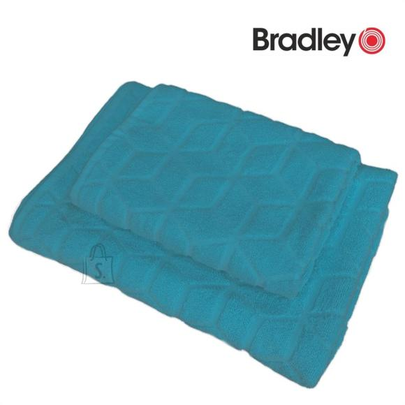 Bradley Froteerätik 70x140 cm rombid sinine