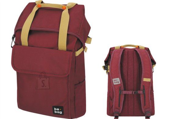 Herlitz Koolikott-seljakott be.bag 25-30L be.flexible punane