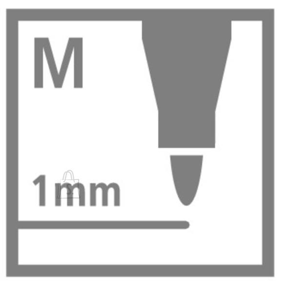 Stabilo Tindipliiats  pen 68 24 värvi