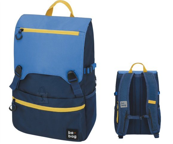 Herlitz Koolikott-seljakott be.bag 25L be smart sinine