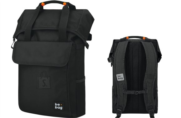 Herlitz Koolikott-seljakott be.bag 25-30L be.flexible black