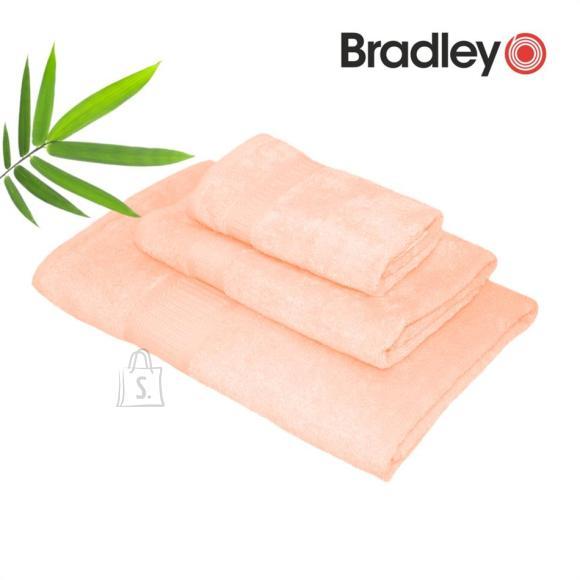 Bradley Bambusrätik 70 x 140 cm, lõheroosa