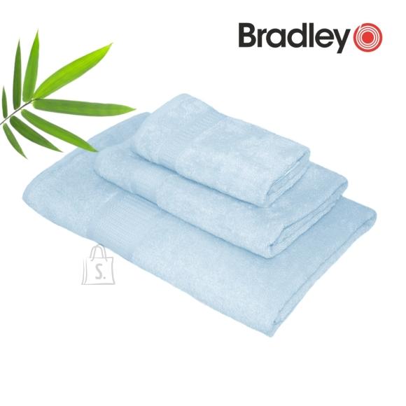 Bradley Bambusrätik 70x140 cm, helesinine