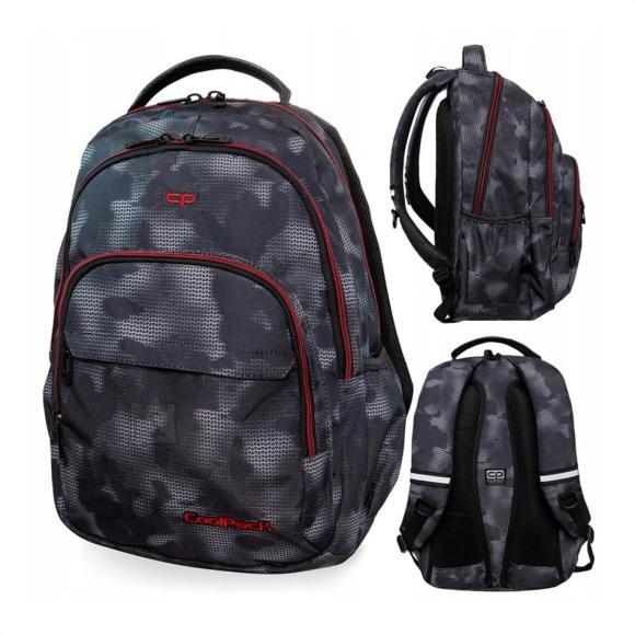 CoolPack koolikott-seljakott Basic Plus / Misty Red