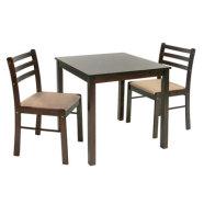 Söögitoamööbli komplekt New Starter laud + 2 tooli