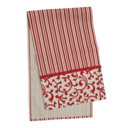 Linik Red & White 33x110 cm