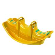 Lastekiik Trixi 2-kohaline kollane