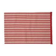 Laudlinik Red & White 30x45 cm