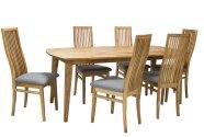 Söögitokomplkt Retro laud + 6 tooli