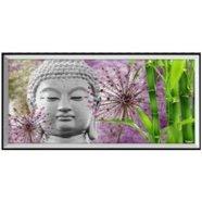 Dekoratiivpilt Buddha/bambus 3D 26x53cm