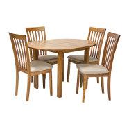 Söögilauakomplekt  4-tooliga