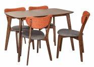 Söögitoakomplekt Luxy laud ja 4 tooli