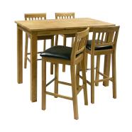 Söögilauakomplekt Laura laud + 4 tooli