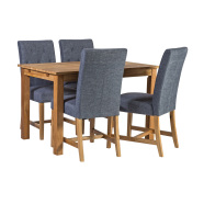 Söögilauakomplekt Gloucester 4-tooliga