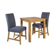 Söögilauakomplekt Gloucester 2-tooliga