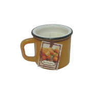 Kruusis lõhnaküünal Pottery