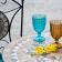 Aiakomplekt Mosaic laud ja 2 tooli