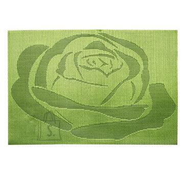 Lauamatt Textiline 30x45 cm roheline