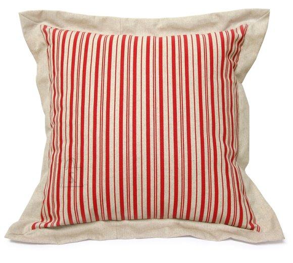 Dekoratiivpadi Red & White 40x40 cm