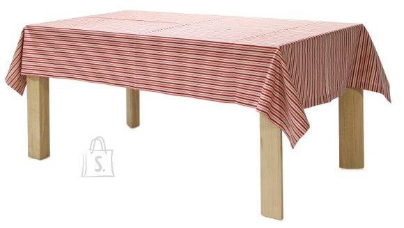 Laudlina Red & White 138x220 cm
