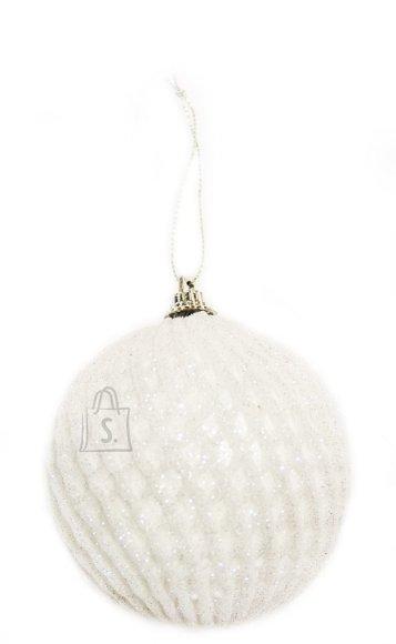 Jõuluehe White 8 cm