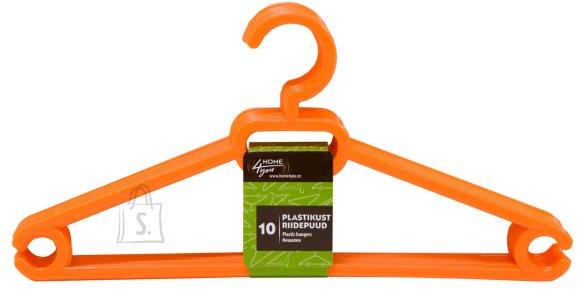 Riidepuud plastikust 10tk/kompl