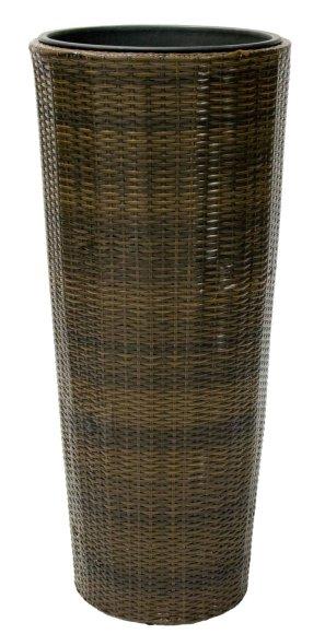 Lillepotiümbris Wicker Ø45x103 cm