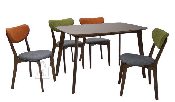 Söögitoakomplekt Luxy laud + 4-tooli